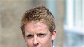 Hugh Grosvenor, syn zesnulého vévody, už je zadaný.