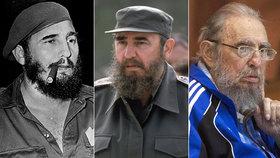 Fidel Castro slaví devadesátku. 9 věcí jste o kubánském vůdci možná netušili