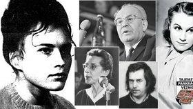 Vražedkyně, prezidenti, herečka i právnička: Kdo prošel pankráckým kriminálem?