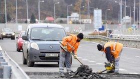 Dálnici D47 na Ostravsku stavbaři na několika místech rekonstruují. Práce by měly skončit v roce 2018.