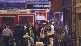 Němci zatkli muže napojeného na teroristy. Měl jim pomáhat s útoky v Paříži