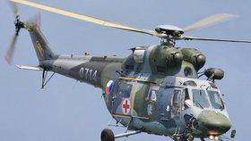 Ústí je kvůli tendru bez letecké záchranky: Vypomůže armáda a policie