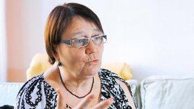 Ombudsmanka Anna Šabatová