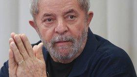 Exprezident si má odsedět téměř deset let. Půjde da Silva za korupci za mříže?