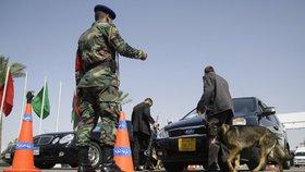 Egypt se pomstil 15 teroristům: Oběsil je za útoky na policisty a vojáky