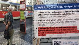 Nová tramvaj v Praze má sloužit poslancům. Bude je vozit přímo ke Sněmovně