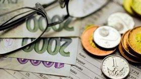 Koruna v pátek výrazně posílala jak k euru, tak k dolaru.