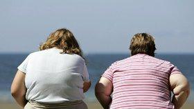 Obezita je rizikovým faktorem pro řadu typů rakoviny.