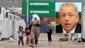 Brusel chce Česku zavařit kvůli uprchlickým kvótám. Chovanec: Cesta do pekla