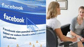 Klinika, psycholog i hambinec: Facebook ví, kde jste, a s informacemi pracuje