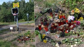 Tragédie na Chomutovsku. Matka zabila sebe i svého autistického syna. Skočili pod vlak.