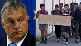 """""""Opravdový boj teprve začíná."""" Orbán dál tvrdě odmítá kvóty na uprchlíky"""