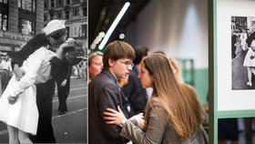 Zemřela žena v bílém ze slavné fotky z Times Square Greta Friedmanová