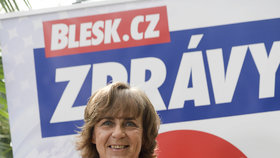 Jitka Chalánková (TOP 09): Lidé v Olomouckém kraji se stydí jít na úřad pro dávky