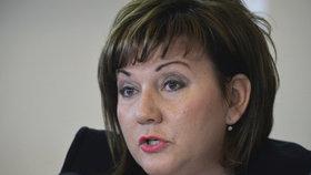 Alena Schillerová je náměstkyní ministra Andreje Babiše.