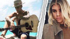 Justin Bieber a Sofia Richie: Rozchod! Zpěvák už je připraven na další slečny