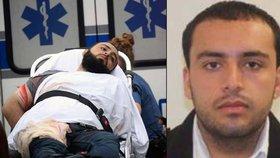 Za bombový útok na Manhattanu dostal Američan Rahami doživotí