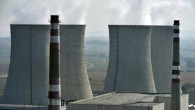Mimořádná kontrola jaderné elektrárny Dukovany: Odstávka potrvá deset dní