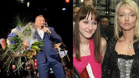 Gottovy dcery na koncert táty nepřišly! Proč, když je Mistr pozval?