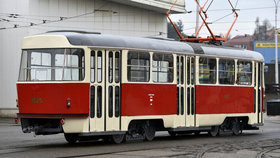 Praha daruje tramvaje Ukrajině: Staré T3 budou brázdit ulice Mariupolu