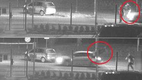 Brutální VIDEO: Na přechodu pro chodce v Ostravě srazil řidič mladíka (19) a ujel