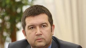 Hamáček skončil jako zastupitel. Chce se naplno zaměřit na vedení ČSSD