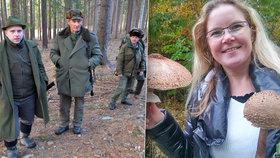 Houbaři, dejte si pozor: V lesích se střílí!