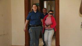 Kuchařka během hádky zabila přítele, soud ji poslal na 8,5 let do vězení!