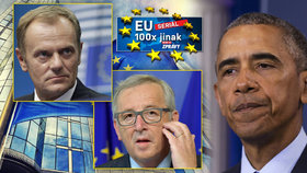 "Zmatky kolem ""šéfa"" EU: Komu volá Obama? Nejspíš kancléřce Merkelové"