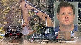 Na pozemku Todda Kohlheppa objevili už tři těla.