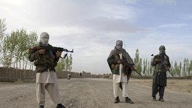 Příslušníci hnutí Tálibán