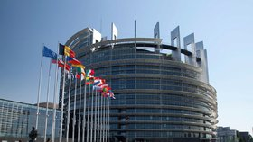 Evropský parlament a jeho budova ve Štrasburku