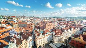 Standardní byt v centru Prahy? Připravte si kolem 10 milionů!