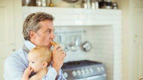 Otcovská dovolená (Ilustrační foto)