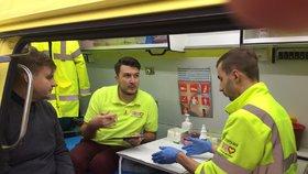 Týden prevence: Na osmi místech v Praze zdarma testují na HIV a žloutenku