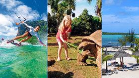 Malý ostrov s velkým bohatstvím: 7 důvodů, proč vyrazit na Mauritius