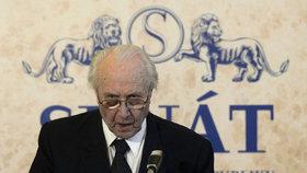 Jaroslav Musial předsedal první schůzi Senátu předtím, než byl zvolen první předseda horní parlamentní komory. U příležitosti 20 let Senátu vzpomínal na tyto chvíle.