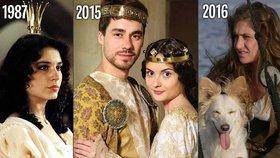 Víc než půlstoletí českých princezen: Bývaly to puťky, teď z nich jde strach!