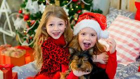 Sladká chuť Vánoc každý den potěší nejen děti