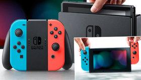 Nejoriginálnější herní konzole, nebo průšvih? Nintendo odhalilo detaily Switch
