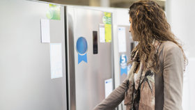 Jak vybrat lednici, abyste ušetřili a vešla se i do malé kuchyně