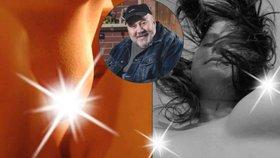 Otec babyboxů Ludvík Hess (70): Novinářka chtěla příběh, vyfotil jsem ji nahou