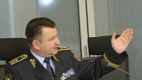 """Policejní šéf Tuhý je """"pod Babišem"""" v klidu: Tlak politiků necítím, tvrdí"""