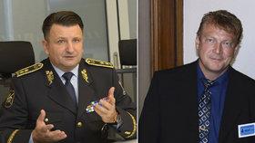 """Inspekce obvinila exdetektiva Komárka. Kvůli slovům o """"brutálním úniku"""" Tuhého"""