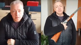 """Chovanec má hotovou žalobu kvůli evropskému omezení zbraní. """"Poškozuje Čechy"""""""