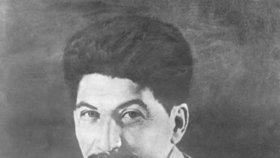 Josif Vissarionovič Stalin zamlada
