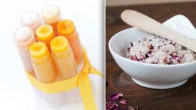 Zdraví a krása přímo z vaší spíže: Vyrobte si vlastní domácí kosmetiku