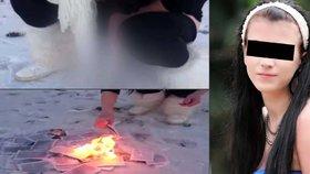 Temná minulost Slovenky, která spálila korán: Znásilnili ji prý Romové!