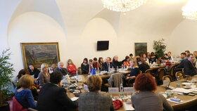 Seminář o potřebách obětí znásilnění a situaci v Česku proběhl na půdě Poslanecké sněmovny.