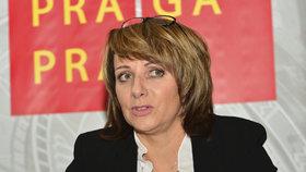 Adriana Krnáčová, primátorka Prahy